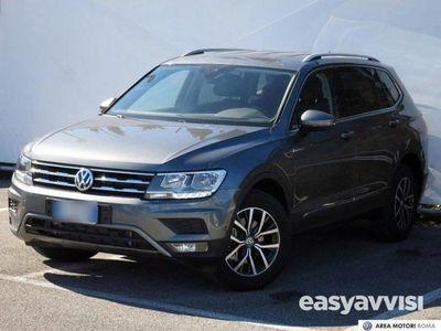 brugt VW Tiguan Allspace 2.0 tdi scr dsg 4motion business bmt 7 posti diesel