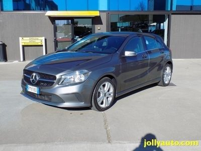 usata Mercedes A180 d Automatic Business