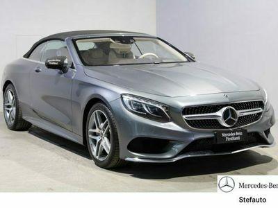 usata Mercedes S560 (500) Cabrio Maximum COMAND rif. 13340295