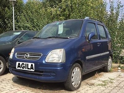 used Opel Agila 1.0 12V Edition