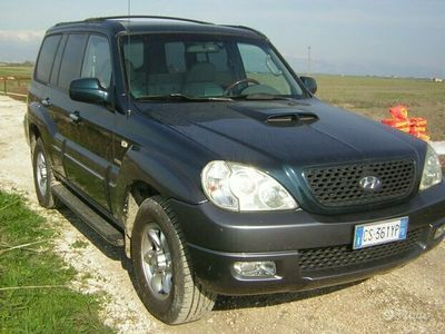 usata Hyundai Terracan - 2005