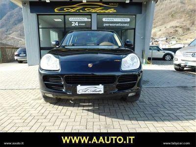 usata Porsche Cayenne S Cayenne