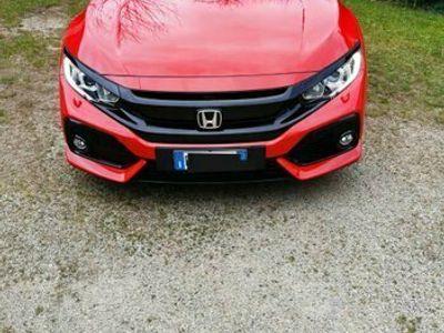 usata Honda Civic 1.6 5 porte aut. Elegance Navi