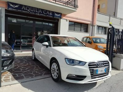 usata Audi A3 SPB 1.6 TDI 105 CV CR Attraction S-Tronic