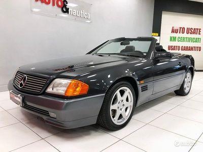 usata Mercedes 280 SLCABRIO ISCRITTA ASI