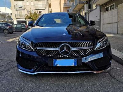usata Mercedes C250 d 4Matic Auto Coupé Premium