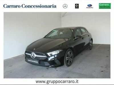 usata Mercedes A180 d Business Extra auto