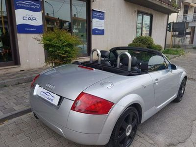 usata Audi TT Roadster 1.8 T 20V 179 CV cat GPL!!
