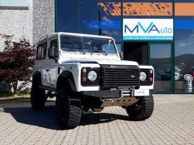 used Land Rover Defender 90 2.5 Td5 Station Wagon E AUTOCARRO