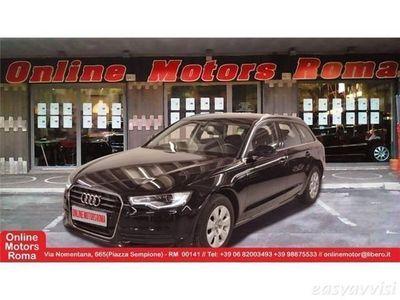 usata Audi A6 Avant 2.0 TDI 177 CV, Navi, Xeno,