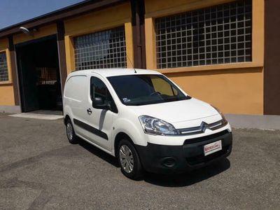 usata Citroën Berlingo 1.6 HDI 75 CV VAN L1- 2 POSTI-KM. 81.000 UNIPROP.
