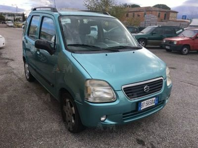 usata Suzuki Wagon R+ 1.3i 16V cat GL