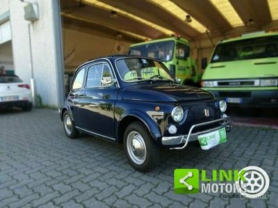 usata Fiat 500L - 1972 - ASI - FONDALI RESTAURATI