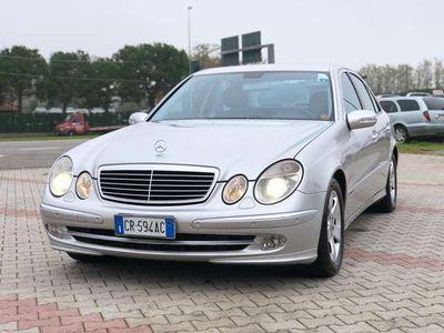 usata Mercedes E320 CDI cat Avantgarde UNICO. PRROPRIETARIO