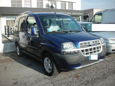 brugt Fiat Doblò 1.3 diesel 5 posti