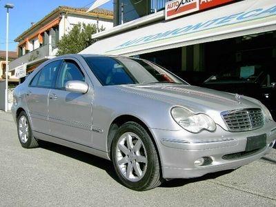 usata Mercedes C200 Kompressor cat Elegance Evo