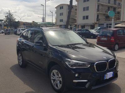 gebraucht BMW X1 sDrive18d Advantage