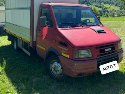 usata Iveco Daily 2,8 TD 90 KW
