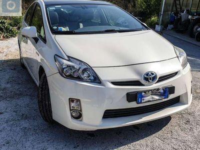 usata Toyota Prius 1.8 hybride Navi Tetto Cruise Pdc Km 145000