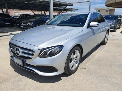 usata Mercedes E220 Auto Business Sport