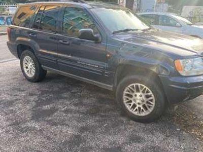usata Jeep Grand Cherokee 2.7 CRD Limited
