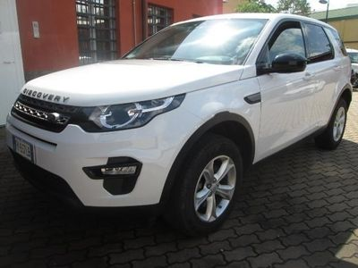 brugt Land Rover Discovery Sport 2.0 TD4 AWD SE 150 CV