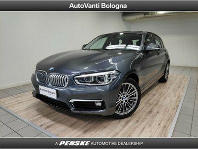 usata BMW 116 Serie 1 (F20) d 5p. Urban
