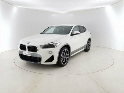 usata BMW X2 sdrive18d Msport X