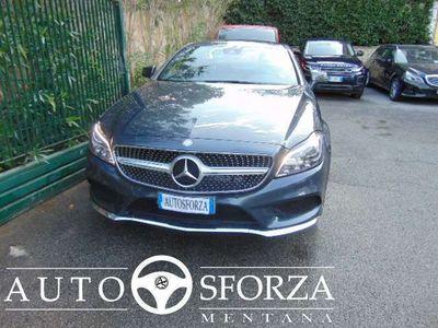 usata Mercedes CLS250 d 4Matic Premium Tagliandata AMG Km 64000 E6