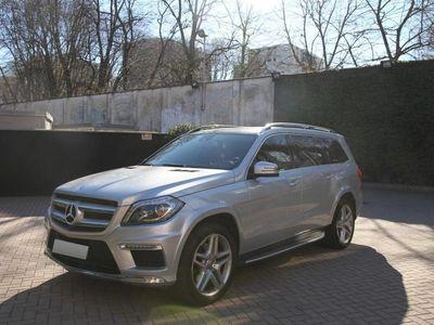second-hand Mercedes GL350 BlueTEC 4matic Premium