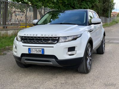 usata Land Rover Range Rover evoque 2.2 Sd4 5p. Dynamic Limited Edition