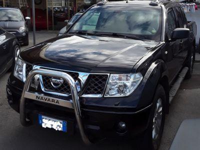 usata Nissan Navarra 2.5 dci doppia cabina