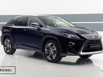 usata Lexus RX450h RX Hybrid Luxury