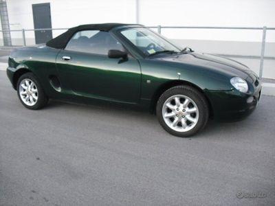 usata MG F cabrio1.6 - 08/2001