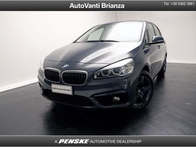 brugt BMW 218 Active Tourer d Sport