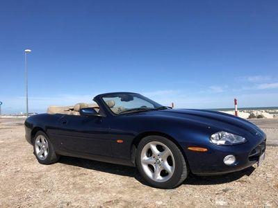 usata Jaguar XK8 4.0 Cabrio da Amatore