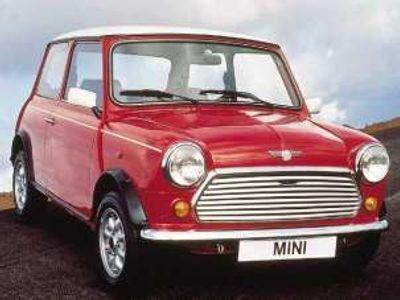 usata Rover Mini 1.3 cat british open benzina