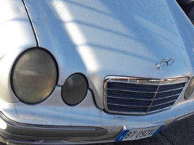 usata Mercedes E270 Classecdi 2000