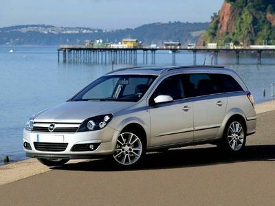 usata Opel Astra 1.7 CDTI 101CV Station Wagon Elegance