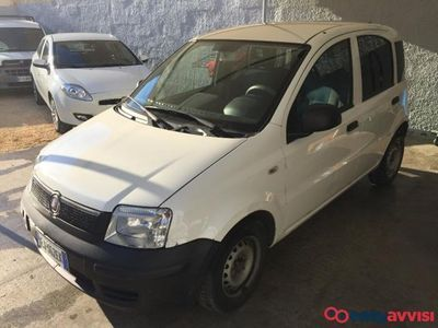 usata Fiat Panda 1.2 van active 2 posti climatizzata benzina