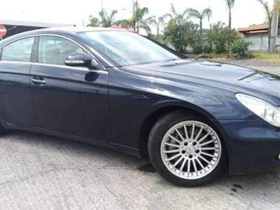 usado Mercedes CLS350 sport automatica