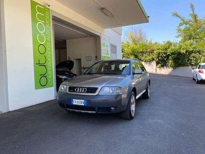 usata Audi A6 Allroad 2.7 turbo quattro unicoproprietario tagliandi