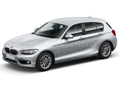 usata BMW 118 SERIE 1 (5 PORTE) D 5 PORTE ADVANTAGE