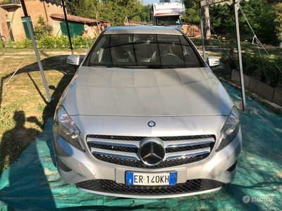 usata Mercedes A250 classesport