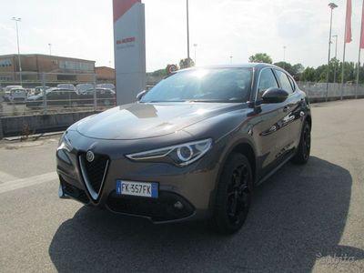 brugt Alfa Romeo Stelvio 2.2 Turbodiesel 210 CV AT8...