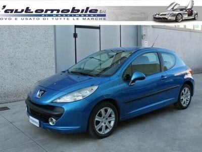 usata Peugeot 207 1.6 HDi 90CV 3p. XS ( NEOPATENTATI OK )