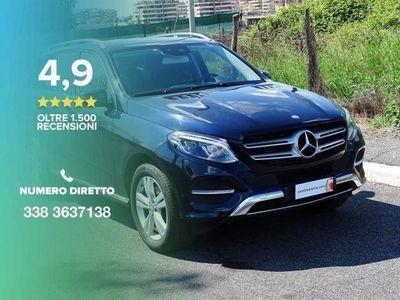 usata Mercedes GLE250 d Sport