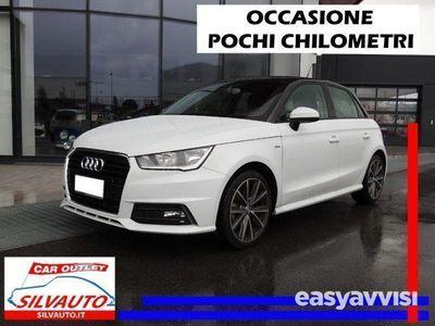usado Audi A1 Sportback 1.4 tfsi 125 cv admired - come nuova benzina