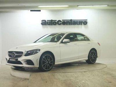 usata Mercedes C300 d Auto 4MATIC Premium