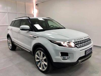 gebraucht Land Rover Range Rover evoque SD4 PRESTIGE AUTOM